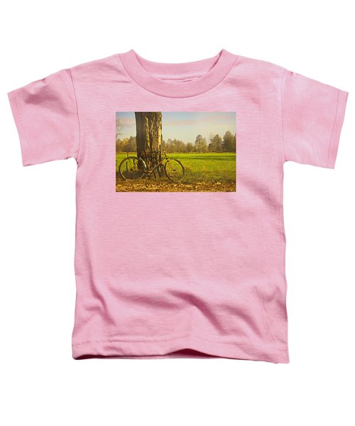 Private Parking Toddler T-Shirt