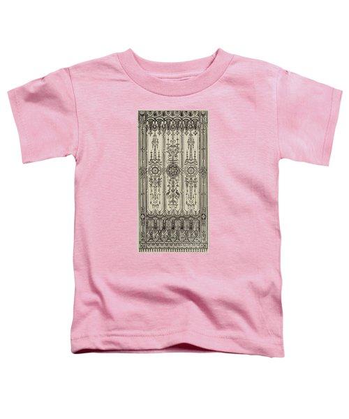 Prize Design For A Roller Window Blind Toddler T-Shirt