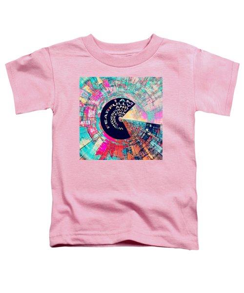 Psalm 139 Toddler T-Shirt