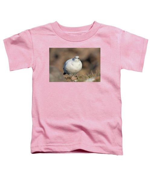 Ptarmigan Going For A Stroll Toddler T-Shirt