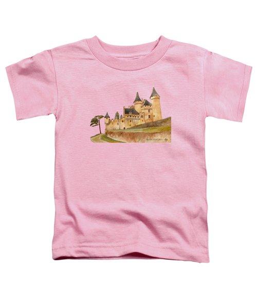 Puymartin Castle Toddler T-Shirt