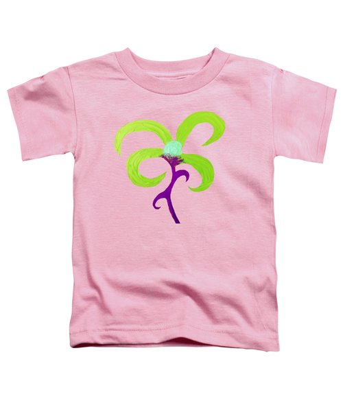 Quirky 4 Toddler T-Shirt