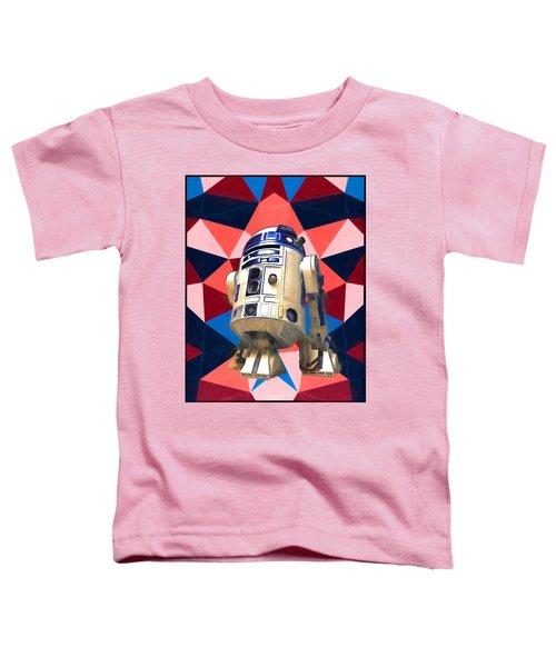 R2d2 Toddler T-Shirt