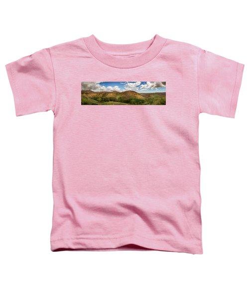 Rainbow Mountain Toddler T-Shirt