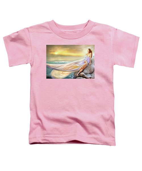 Rapture In Midst Of The Sea Toddler T-Shirt