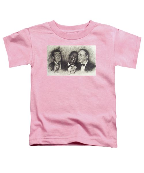 Rat Pack Toddler T-Shirt