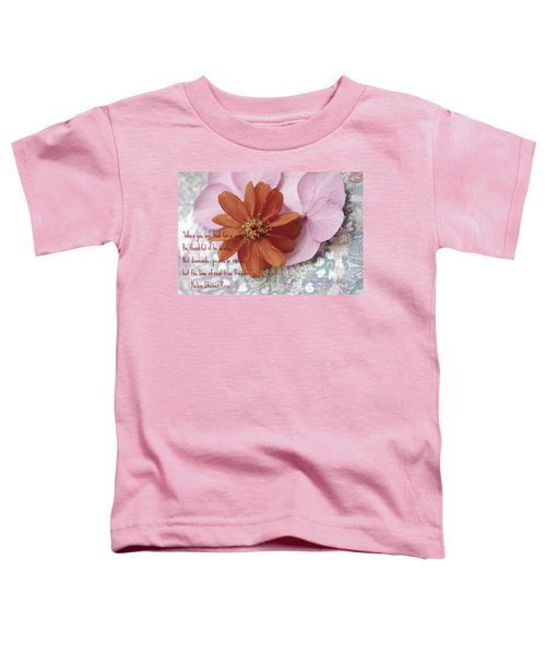 Real True Friends Toddler T-Shirt