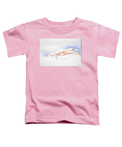 Reclining Figure  Toddler T-Shirt