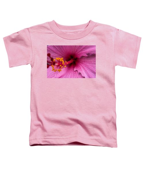 Red Bloom - Pla302 Toddler T-Shirt