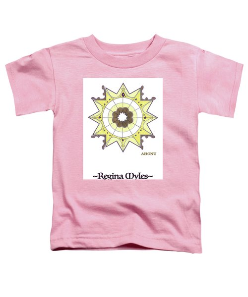 Regina Soul Portrait Toddler T-Shirt