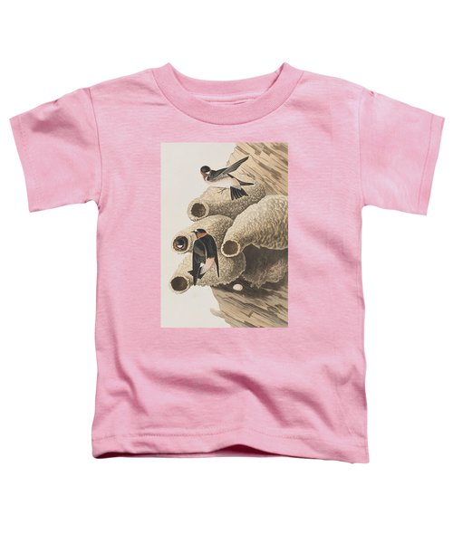 Republican Or Cliff Swallow Toddler T-Shirt