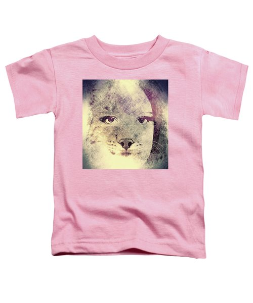 Resistance Of The Pussy Cat Toddler T-Shirt