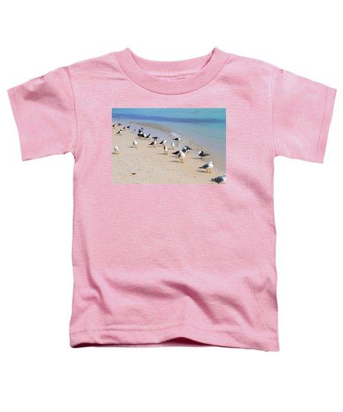 Rhapsody In Seabird Toddler T-Shirt