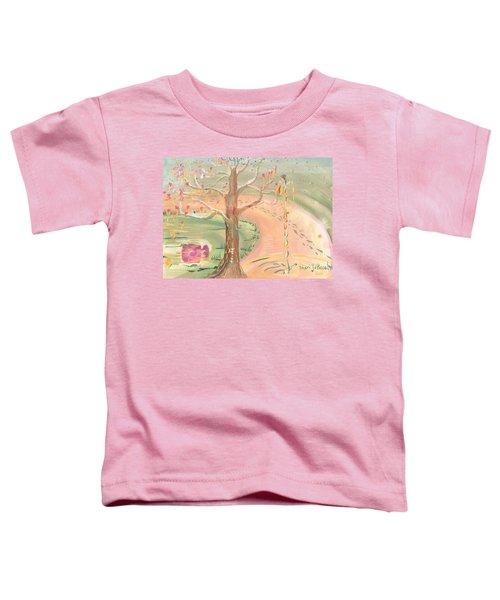 Ripples Of Spring Toddler T-Shirt