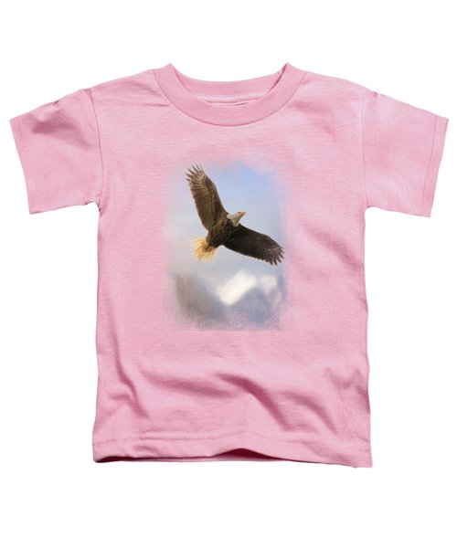 Rise Above Toddler T-Shirt by Jai Johnson