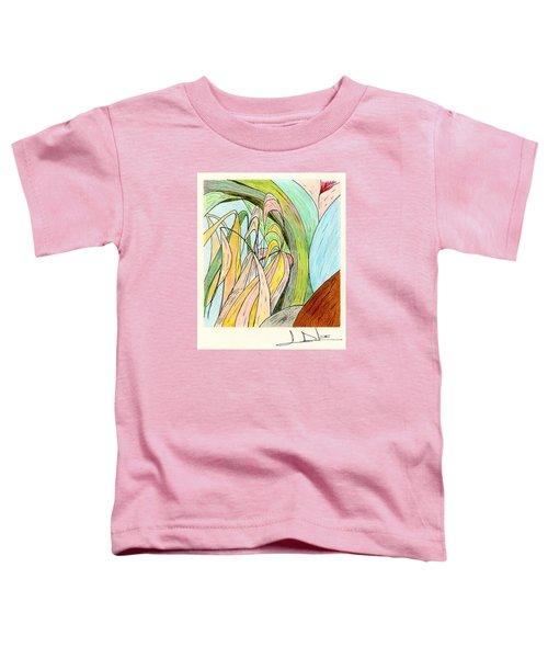 River Grass Toddler T-Shirt
