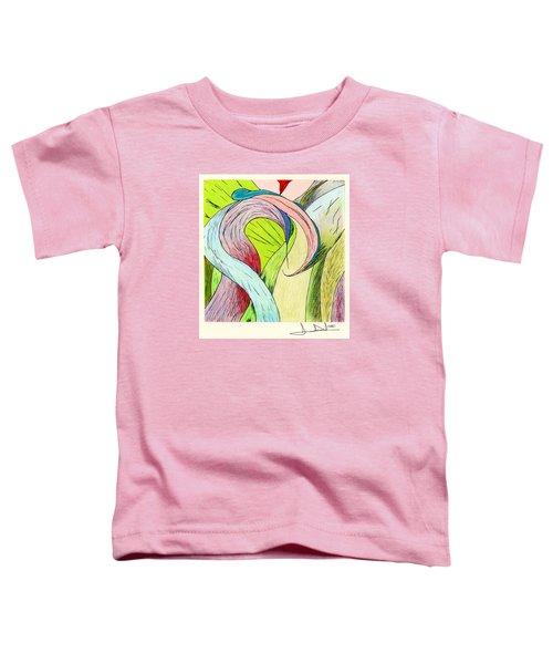 River Grass Up Close Toddler T-Shirt