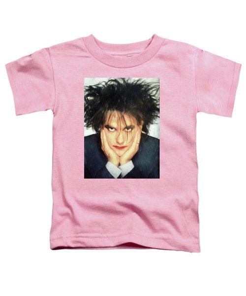 Robert Smith Toddler T-Shirt