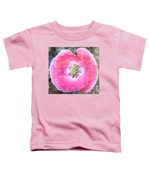Rose Marble Toddler T-Shirt