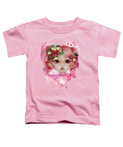 Rosie Valentine - Munchkinz Collection  Toddler T-Shirt by Sheena Pike
