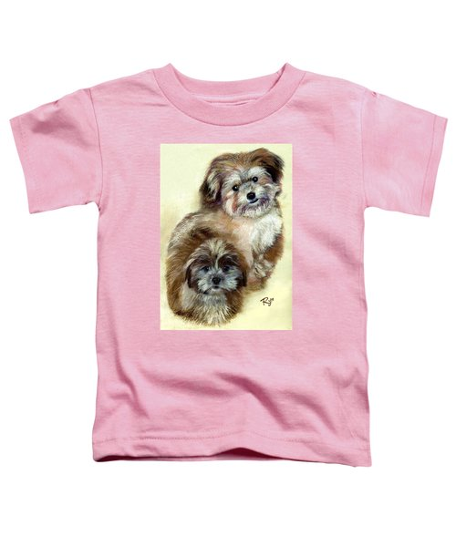 Ruby Toddler T-Shirt