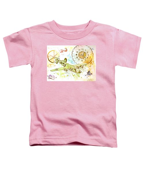 Running Out Of Time Toddler T-Shirt