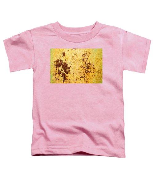Rust Metal Toddler T-Shirt