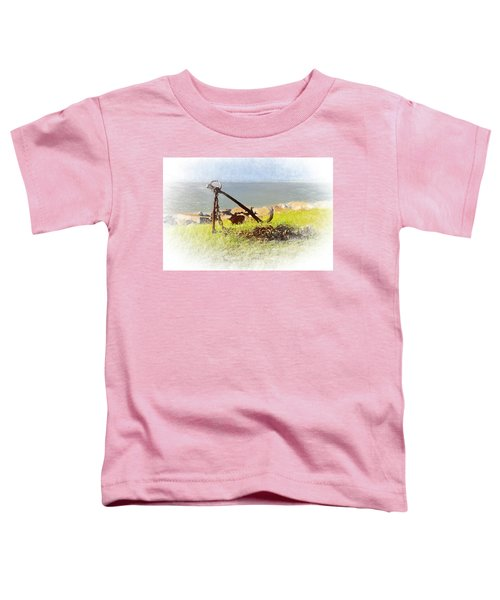 Rusty Anchor Toddler T-Shirt