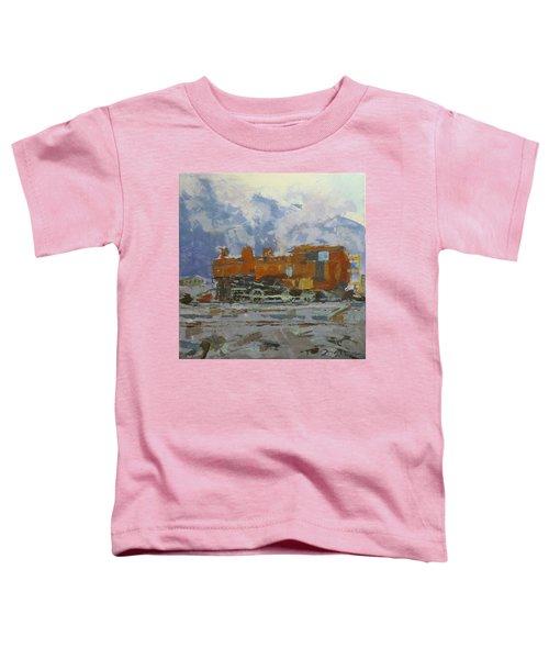 Rusty Loco Toddler T-Shirt