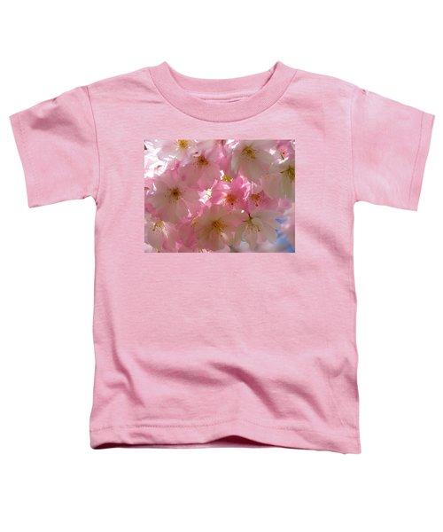 Sakura - Japanese Cherry Blossom Toddler T-Shirt