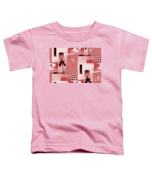 Santa Fe Adobe - #2 Toddler T-Shirt