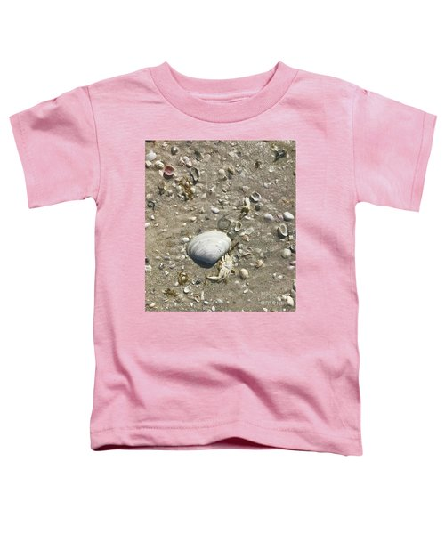 Sarasota County Shells Toddler T-Shirt