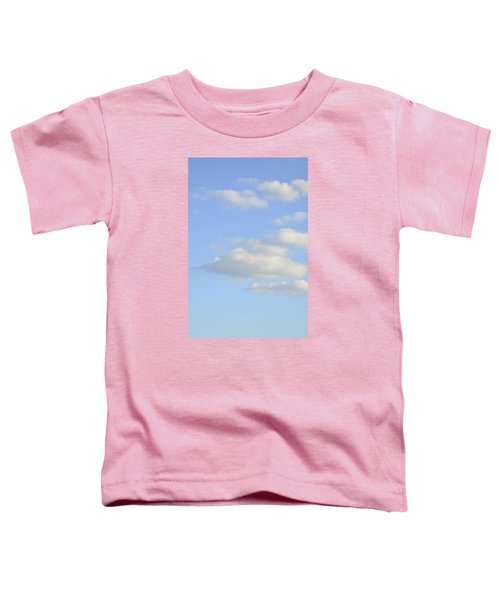Say Vertical Toddler T-Shirt