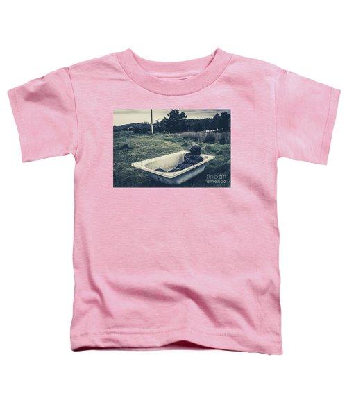 Scene Of A Serial Killing Toddler T-Shirt