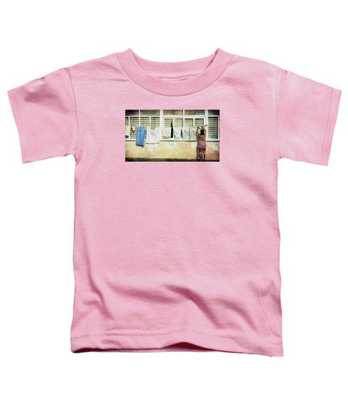 Scene Of Daily Life Toddler T-Shirt