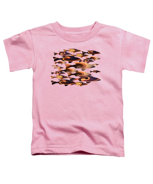 School Of Fish 2 Toddler T-Shirt