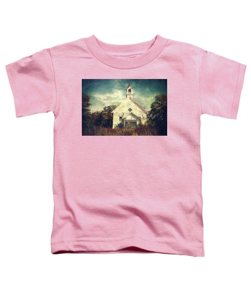 Schoolhouse 1895 Toddler T-Shirt