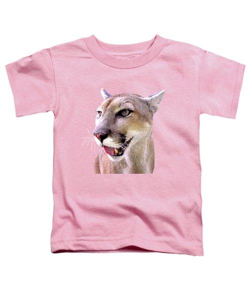 Seeing But Not Looking Toddler T-Shirt by Sabrina Wheeler