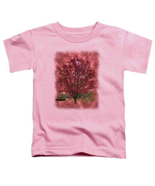 Seeing Red 2 Toddler T-Shirt