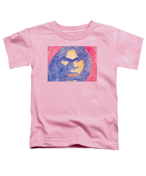 Self Portrait Toddler T-Shirt