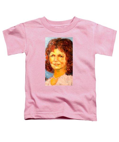 Selfportrait 2018 Toddler T-Shirt