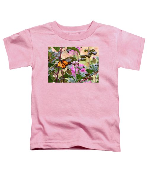 September Monarch Toddler T-Shirt