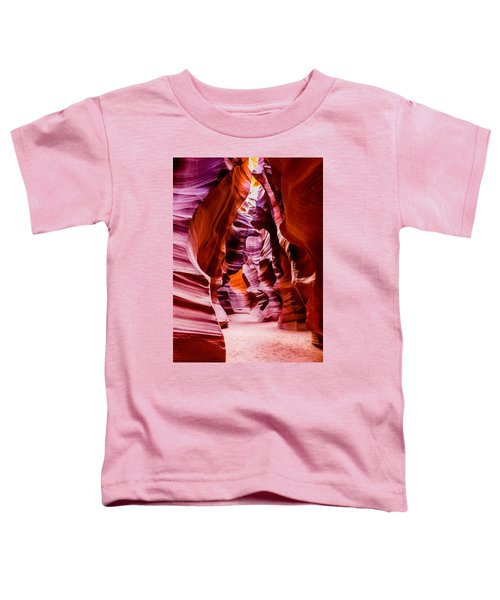 Serene Light Toddler T-Shirt