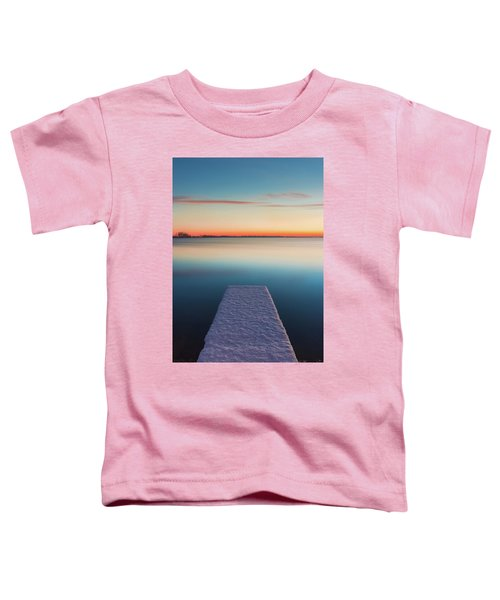Serene Morning Toddler T-Shirt