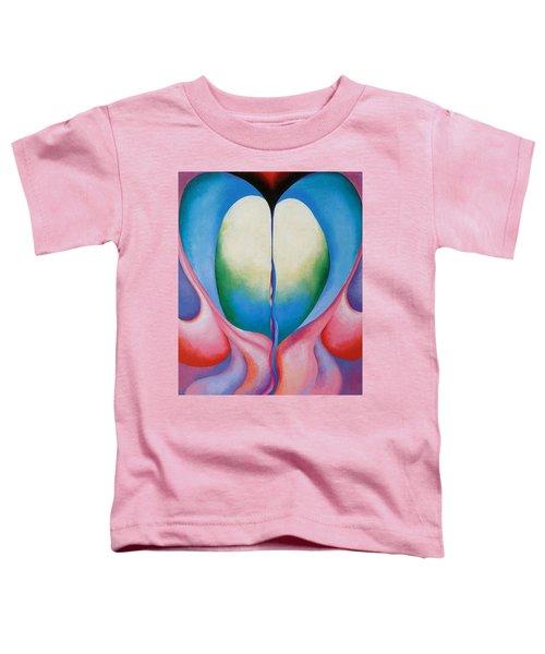 Series 1 No 8    Toddler T-Shirt