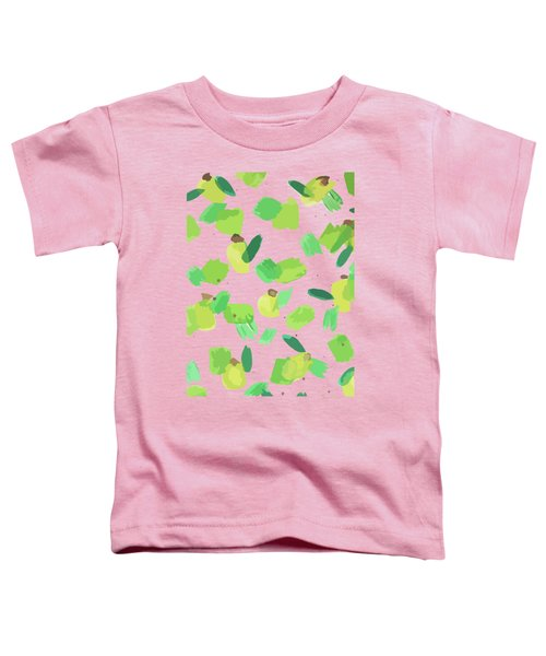 Series Pink 007 Toddler T-Shirt