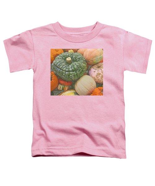 Shades Of Autumn Toddler T-Shirt