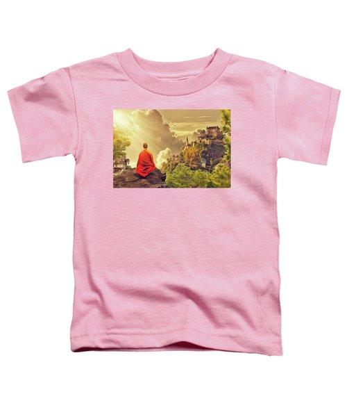 Shangri La Toddler T-Shirt