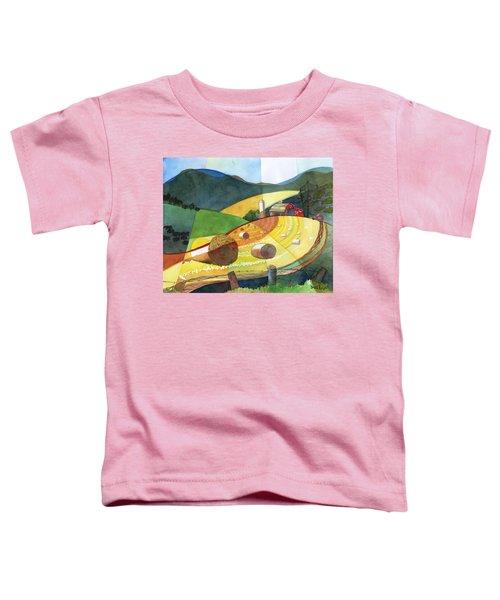 Shenandoah Haystacks Toddler T-Shirt