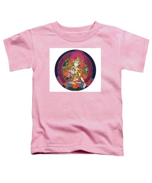 Shiva Shakti Yin And Yang Toddler T-Shirt